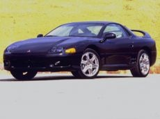 Mitsubishi 3000 GT. My dream car since I was 18!