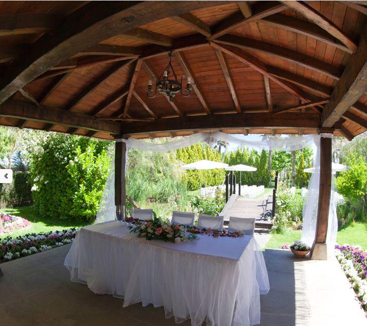 17 best ceremonia images on pinterest wedding stuff - Jardines de ensueno ...