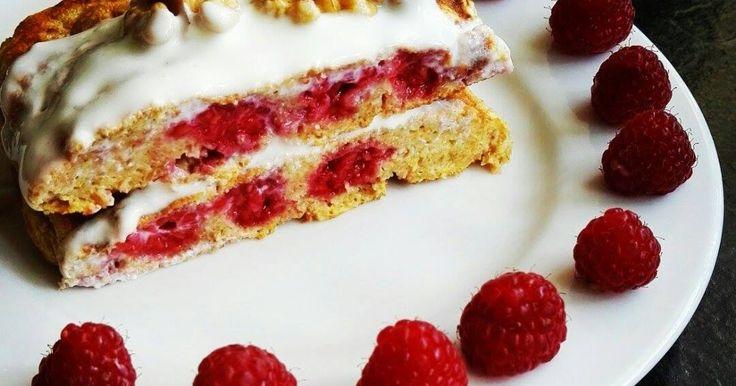 Chocolate Muffin Blog: Pełnoziarniste tosty z malinami