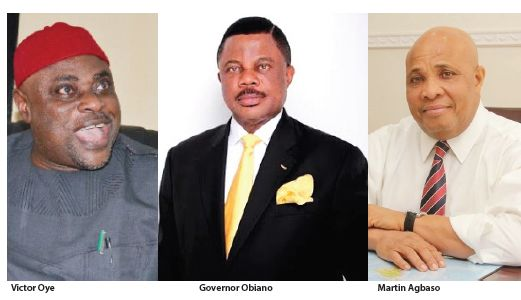 Anambra 2017: Obiano eyes Labour Party as APGA crisis deepens   By Okechukwu Onuegbu  The lingering leadership tussle bedeviling the All Progressives Grand Alliance (APGA) could prevent the party from conducting a unified primary that can produce its candidate for the Anambra governorship election slated for November 18 2017.  That was even as some indication shows that Governor Willie Obiano might dump the crisis ridden APGA to Labour Party having unsuccessfully tried to pitch interest with…