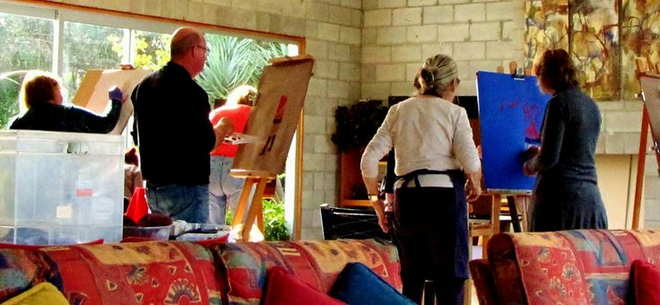Mangawhai is a fabulous spot to be inspired! For a full list of art workshops, classes and training sessions see www.mangawhaiartists.co.nz