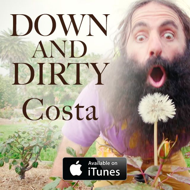 Costa goes off for World Soil Day. Gnomes unite!Download it here http://bit.ly/1NiLv40