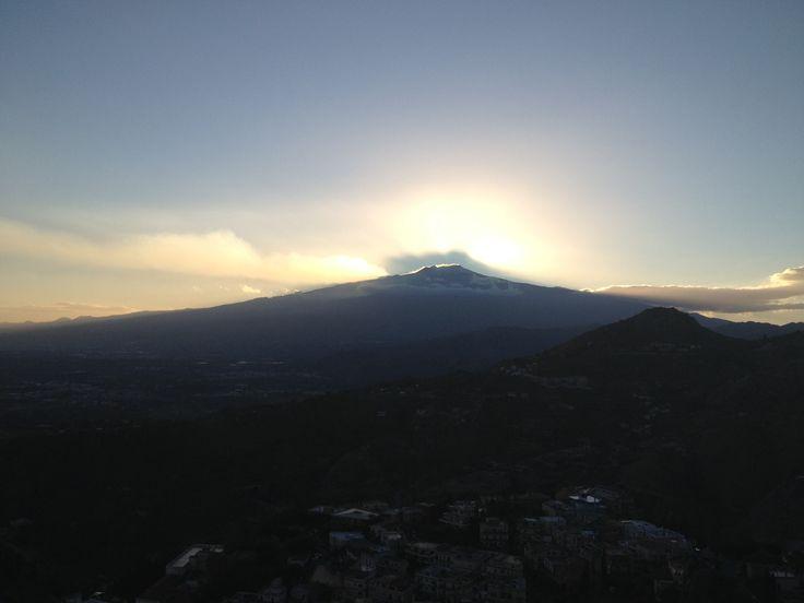 Etna nel Catania, Sicilia