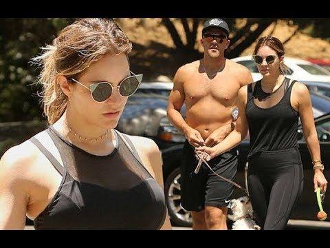 Katharine McPhee hikes with new boyfriend Nick Harbone-Katharine McPhee hikes with new boyfriend Nick Harbone