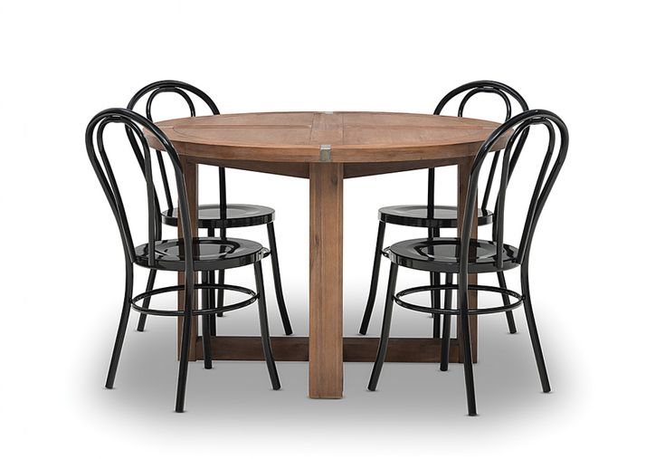 Round Dining Room Table Suites At Super A Mart