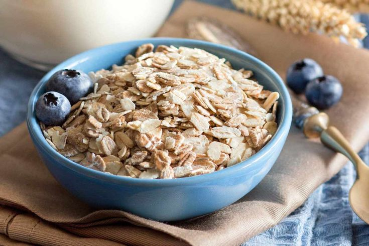 Oatmeal Is a Stress-Fighter  Healthy Foods That Fight Stress | DeStress.com