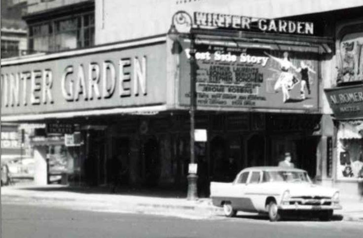 185 best theatre marquee images on pinterest broadway - Winter garden theatre box office hours ...