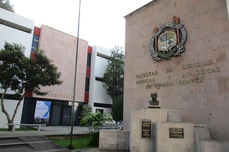 """Alerta la institución a aspirantes a no dejarse engañar por parte de quienes ofrezcan """"lugares"""" en la Facultad de Ciencias Médicas y Biológicas de la UMSNH – Morelia, Michoacán, 22 ..."""