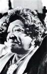 """Mrs Alberta Christine """"Mama King"""" Williams King (1904 - 1974) - Did You Know? ... Mama King (Alberta) was playing the organ in 1974 when a young Black man named Marcus Wayne Chennault stood up and opened fire. He killed Mama King and a Deacon and wounded two other Deacons.  He was sentenced to life in prison and died in 1988. No reason was ever given for why he killed Mrs. King."""