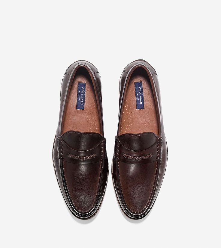 Mens Pinch Gotham Penny Loafer