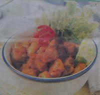 Ayam Gluten Tumis Wijen