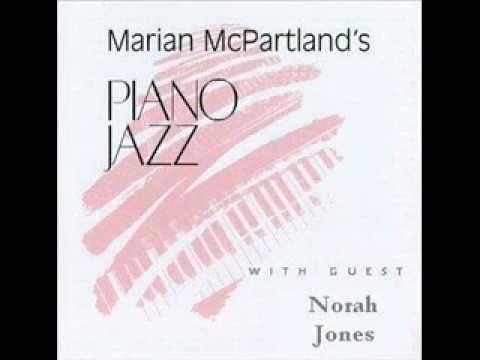 Norah Jones with Marian McPartland: September in the rain.wmv