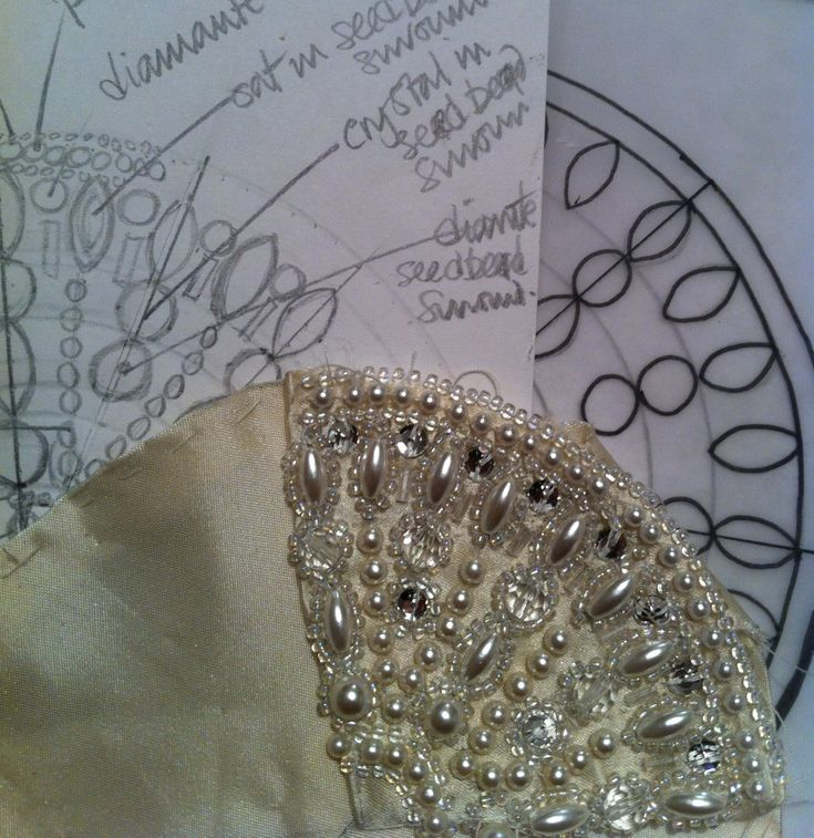 Best ideas about tambour beading on pinterest