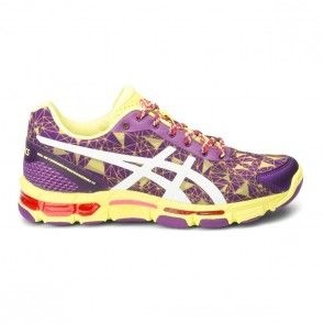 Asics Gel Netburner Pro 11 - Purple Mosaic/Ripple White - Women's