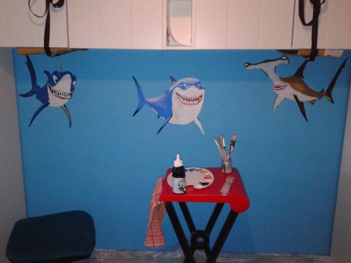1000 id es propos de chambre requin sur pinterest - Requin enclume ...