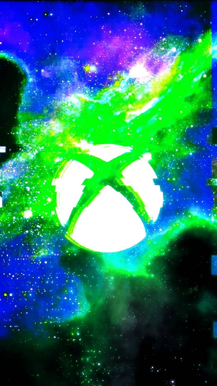 Download Xbox Galaxy Wallpaper by Wayne_Editz00 a2