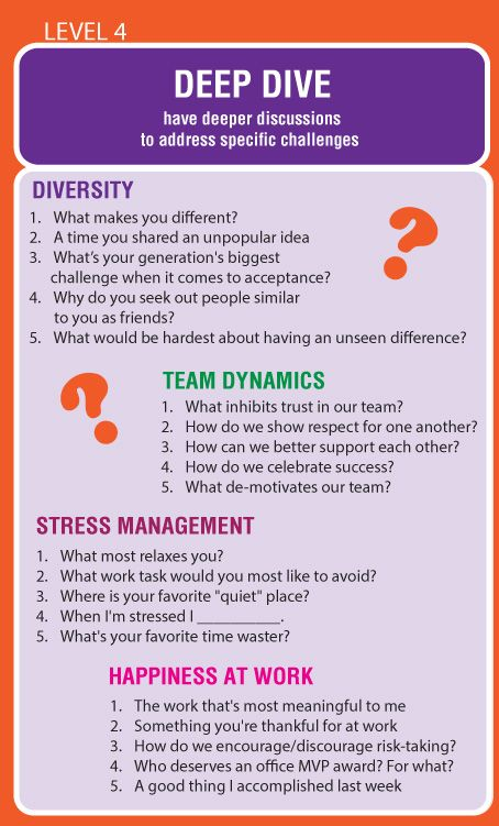 Benefits good team dynamics