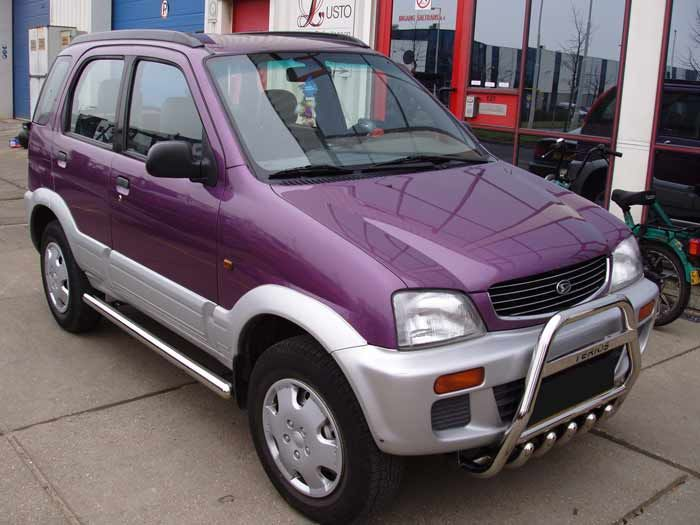 The #DaihatsuTerios sensation nicely planted around the street and it is fulfilling to generate.