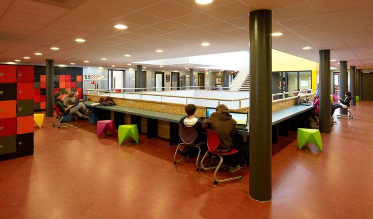 Interieur basisschool architectuur google zoeken for Meubilair basisschool
