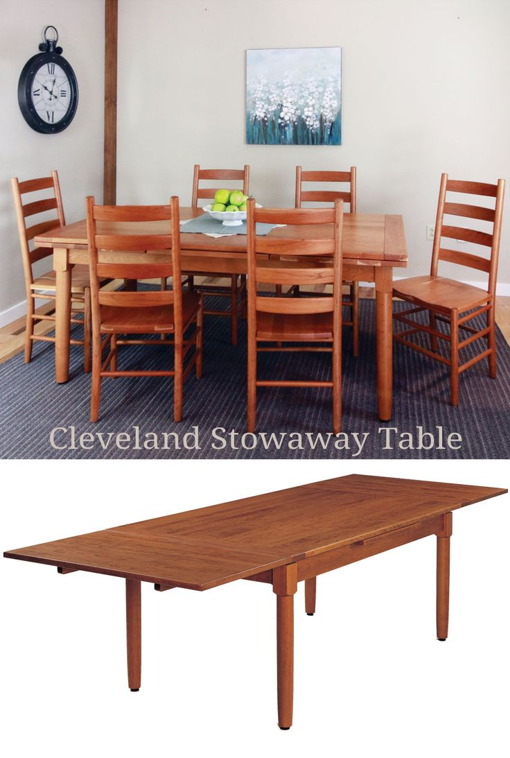 Best Images About Dining Rooms By Kloter Farms On Pinterest - Shaker dining room chairs