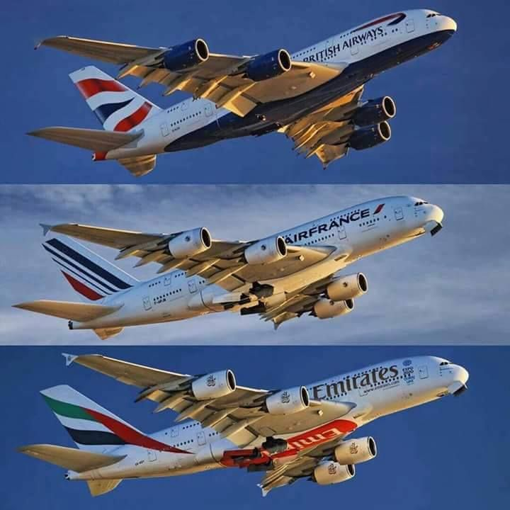 A-380 Airbus