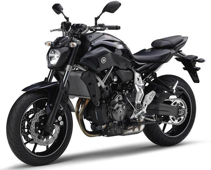 Yamaha MT-07 700 2016 - 1