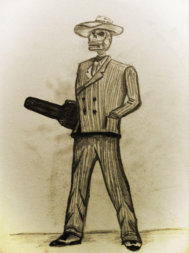 Mafia Skeleton