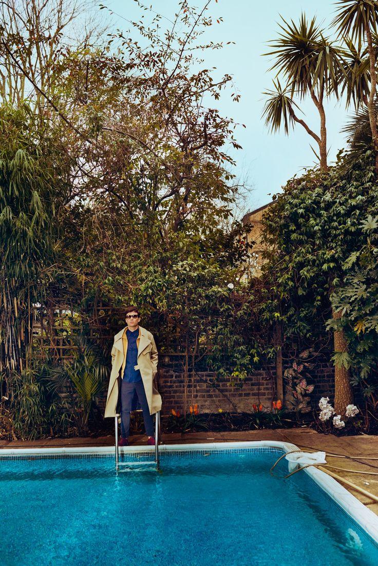 Киллиан Мерфи снимает «Острые козырьки»  Esquire