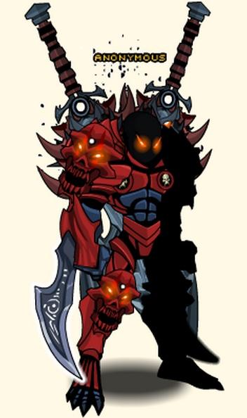 Nulgath Armor