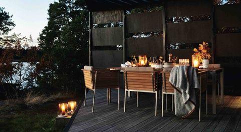 Referensbilder #sommarnojen #archipelago #architecture #porch #view #sommarhus #fritidshus #naturmaterial #skandinaviskdesign #skandinaviskarkitektur