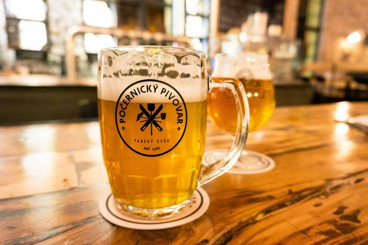 The Best Beer Bar in Prague - PočernickÝ Brewery (With ...
