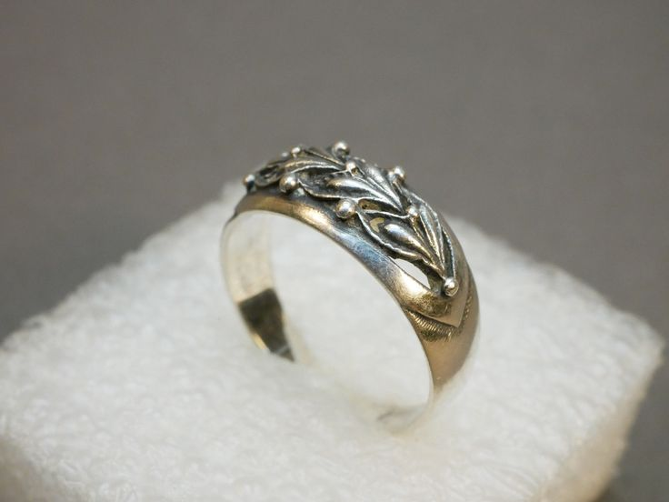 Vintage Ring Sterling Silver 925 USSR Russia | eBay