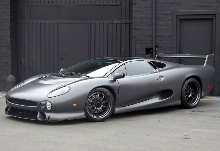 "1994 Jaguar XJ220S TWR. One of the best, and most forgotten about super cars ever. The car to beat, before ""Hyper Cars"" became the term, and before the McClaren F1, this car was unstoppable."