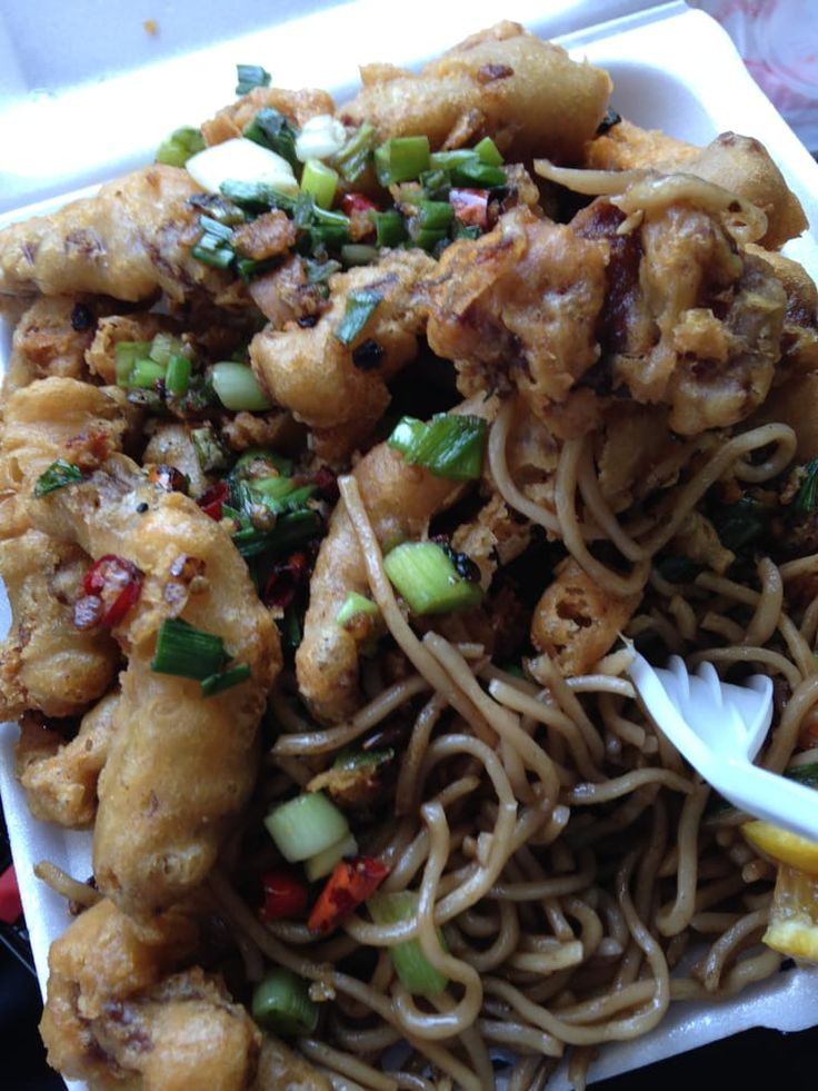 Photo Frank & Yuen kínai étterem - Fairfield, CA, Amerikai Egyesült Államok.  Ropogós Marha ... nagyon jó és finom, de csak annyira!