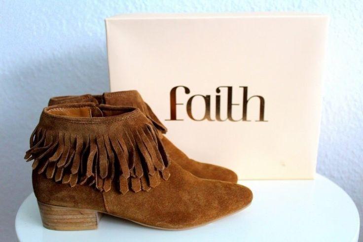 Mein Wildleder Ankle Boots mit Fransen NEU camel von ! Größe 38 für 59,00 €. Sieh´s dir an: http://www.kleiderkreisel.de/damenschuhe/stiefeletten/141172285-wildleder-ankle-boots-mit-fransen-neu-camel.