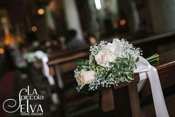 fiori matrimonio chiesa - Cerca con Google