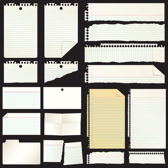 Torn Notebook Paper Paper Hd Png Download Notebook Paper Png Notebook Paper Notebook Paper Template Paper