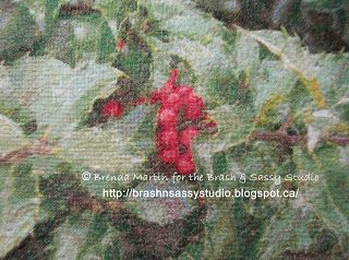 the Brash and Sassy Studio: AA~10 ... BOUGHS OF HOLLY