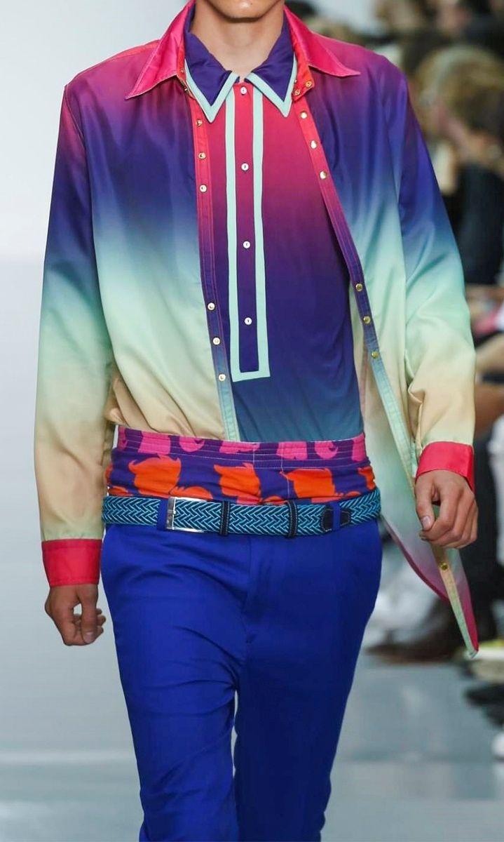 on the runway — money-in-veins: Katie Eary S/S 2016 Menswear //...