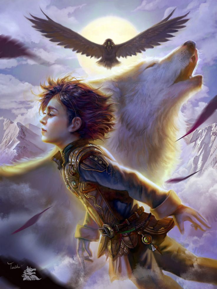 ☆ Bran Stark Game of Throne - A Song of Ice and Fire :¦: Art By TeiIku ☆