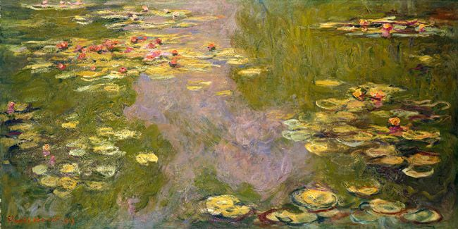 4 Paintings By Claude Monet That You Can See At The Metropolitan Museum Of Art | http://thebrushstroke.com/4-paintings-claude-monet-can-see-metropolitan-museum-art/