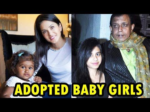Top 10 Bollywood Celebrities Who Adopted Baby Girls 2017