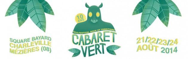 Le Cabaret Vert fête ses 10 ans !