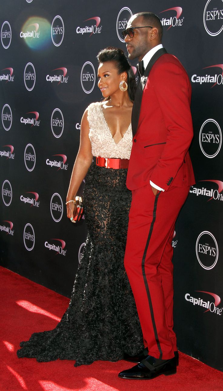 Lebron James looked fly for the ESPYs