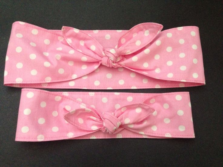 Baby and Reg White Polka Dots on Pink Headband  Pin-up Vintage Retro Style 50s Rockabilly Head Scarf Wrap by 3DROPSOFPOISON on Etsy https://www.etsy.com/listing/190030865/baby-and-reg-white-polka-dots-on-pink