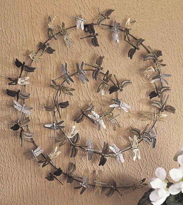 dragonflies decorations -