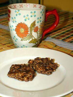 Daktari's Diner: Chocolate Peanut Butter No-Bake Cookies for Throwback Thursday