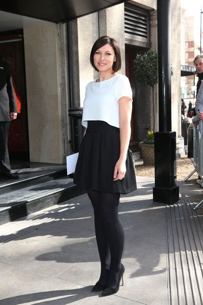 Emma Heming Willis Photos Photos - Emma Willis attending the TRIC Awards with at Grosvenor house hotel in London. - Arrivals at the TRIC Awards 13