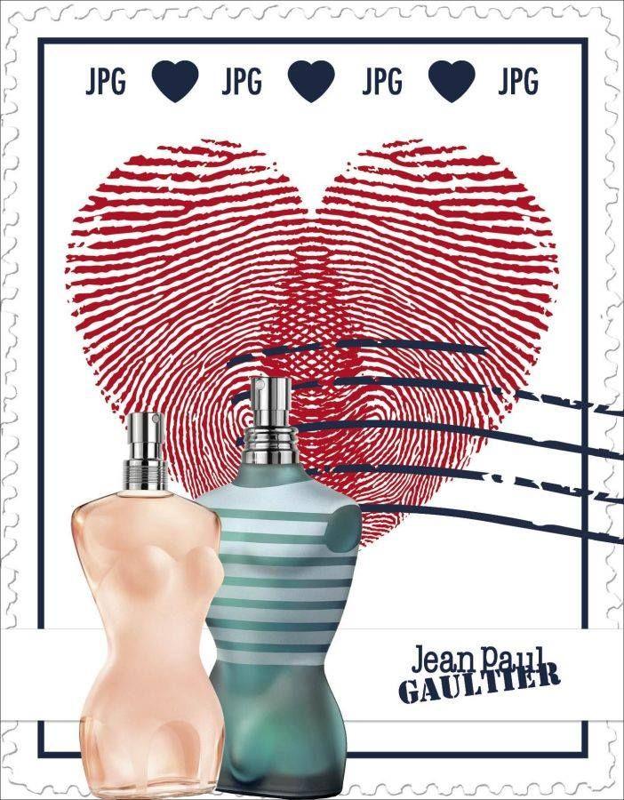 #Jean #Paul #Gaultier Le Male  #парные #ароматы #kişi üçün #ətir və #qadın üçün #ətir #jpg