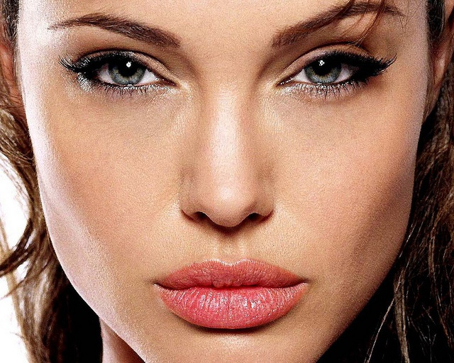 Angelina-Jolie     Exercise your face for higher cheekbones at: http://www.FaceFitnessFormula.com